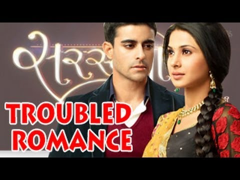 Saras & Kumud's ROMANCE in TROUBLE in Saraswatichandra 13th June 2013 FULL EPISODE