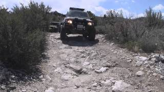 Big Bear 4 Wheel Drive Tour - White Mountain 4x4 Trail - Holcomb Valley - Furnace Canyon Off Road