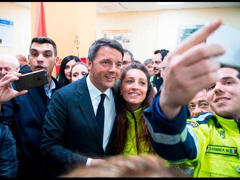Inaugurazione del nuovo Pronto Soccorso dell'Ospedale di Vaio a Fidenza (HD)
