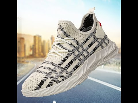 Fashion Fly-knit Casual Running Sneaker
