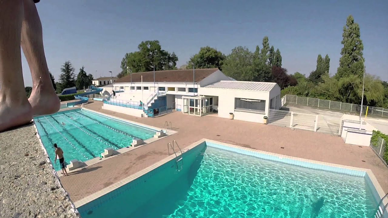 piscine montlieu la garde youtube