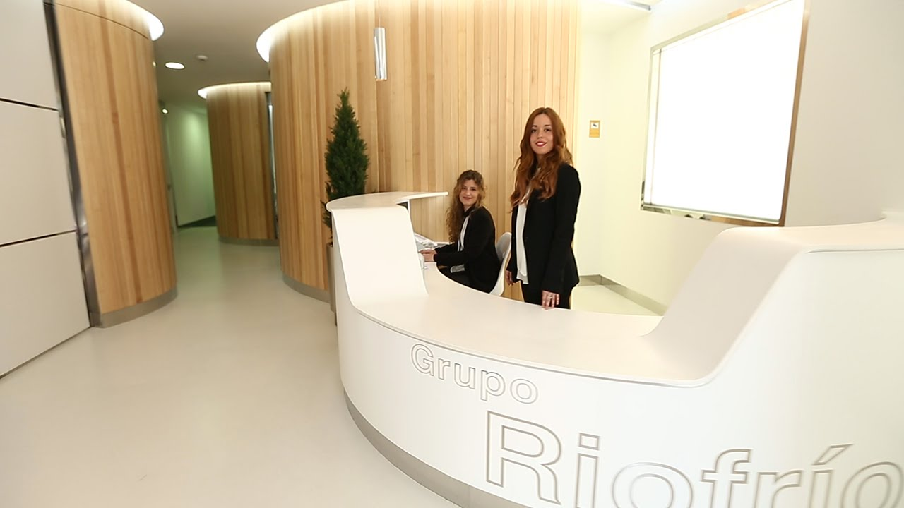 Estudio de arquitectura grupo riofrio arquitectos madrid youtube - Grupo riofrio ...