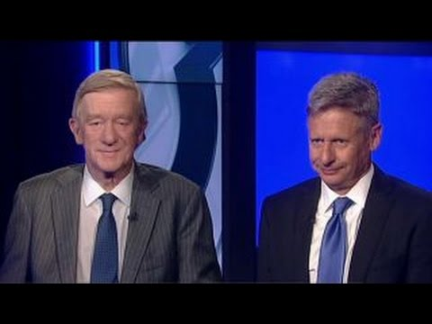 Gary Johnson: This is the dream ticket for me