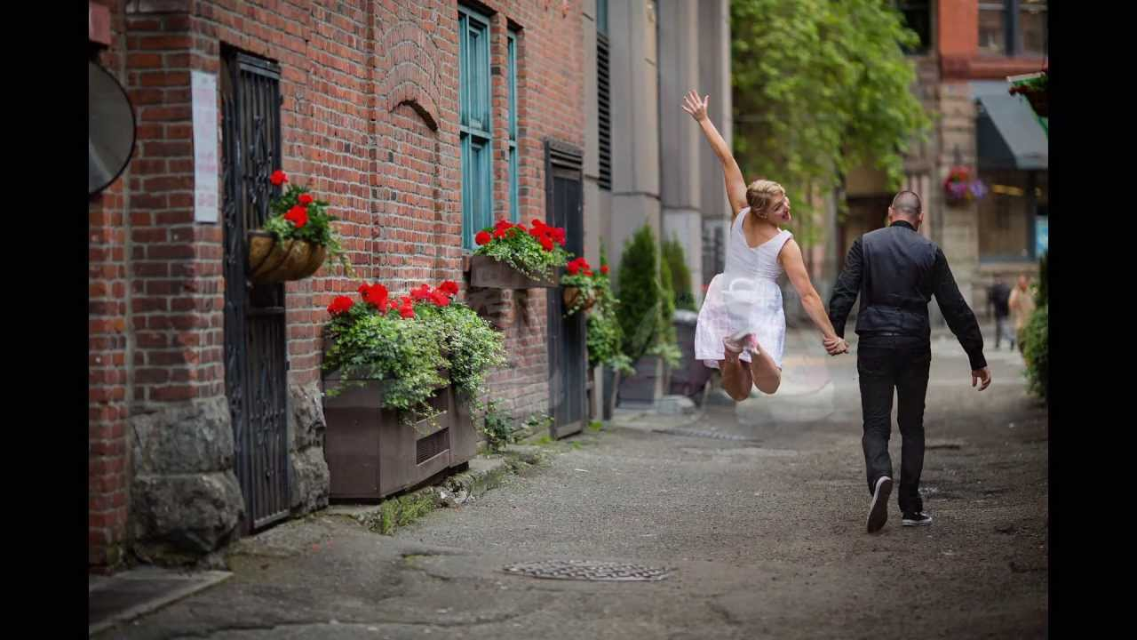 Seattle Courthouse Wedding Elopement
