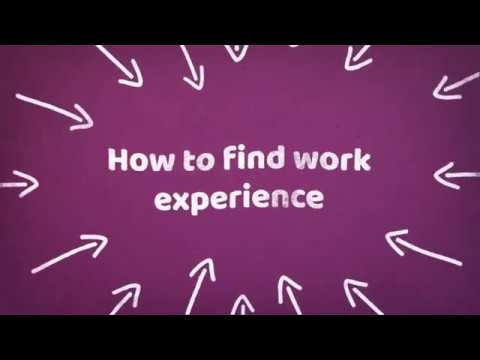 How To Find Work Experience