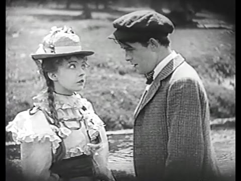 """""""A Romance Of Happy Valley"""" (1919) director D. W. Griffith, cinematographer Billy Bitzer"""