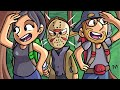 SURVIVING SUMMER CAMP!! | Friday the 13th Online Funny Moments