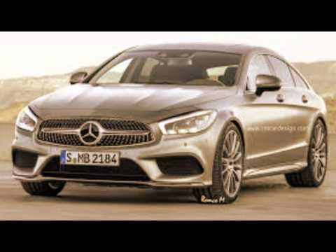 new mercedes benz clc coupe concept 2016 youtube. Black Bedroom Furniture Sets. Home Design Ideas