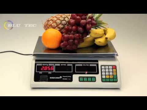 bilancia 40 kg digitale professionale arreda casa online