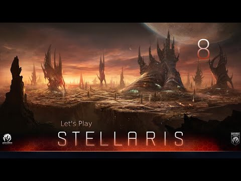Let's Play Stellaris - Chapter Eight: Waspish Collectives