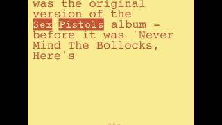 Sex Pistols - God Save Sex Pistols LP (Record Store Day 2017)