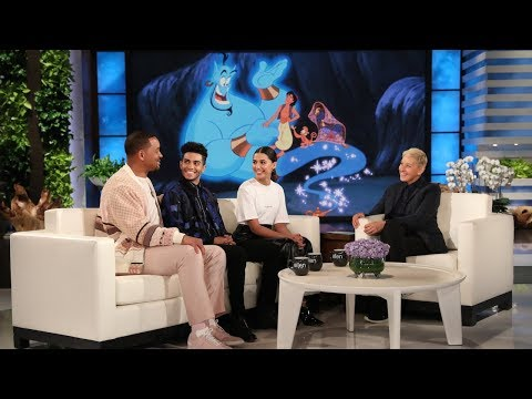 Will Smith Used His 'Fresh Prince' Persona as Inspiration for Genie in 'Aladdin'