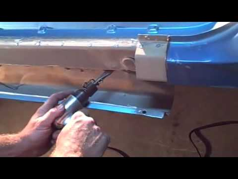 Remove Factory  Rocker Panel