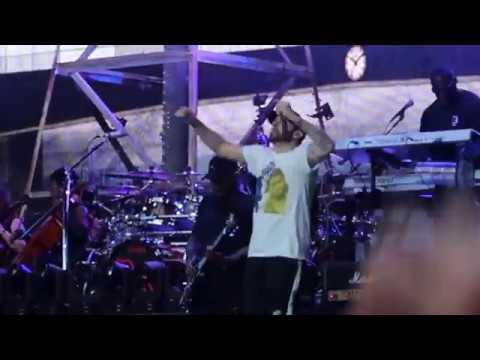 Eminem -  Like Toy Soldiers (Live Twickenham Stadium UK)