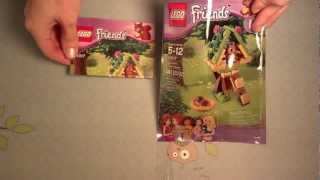 Lego Let's Build: Squirrel's Tree House 41017