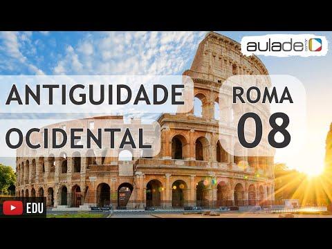 História - Roma Antiga: Período Republicano - Crise da República