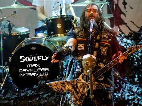 Max Cavalera of Soulfly talks Nailbomb, Tribal Thrash of new record