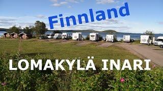 Rundreise Skandinavien: Lomakylä Inari Camping (vlog #11)
