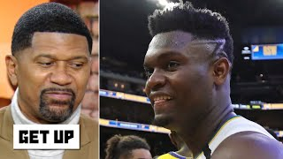 Jalen Rose admits he was wrong about Zion and the Pelicans | Get Up