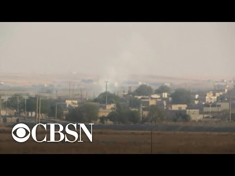 Turkey launches strikes against Kurdish fighters in airspace controlled by U.S.