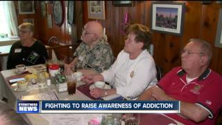 6pm: Mother fights for addiction awareness