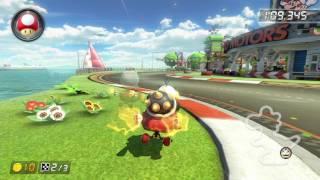 【世界1位】TA ヨッシーサーキット 1:48.433 【マリオカート8デラックス】 [Mario Kart 8 Deluxe yoshi  circuit World Record]