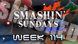 Smashed Sundays (Brawl): Week 114
