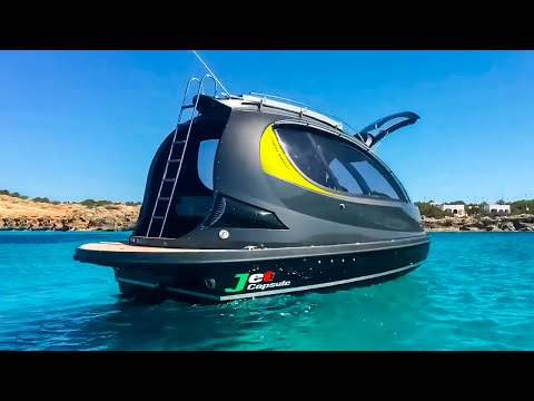 CRAZY WATER VEHICLES THAT ARE ON ANOTHER LEVEL