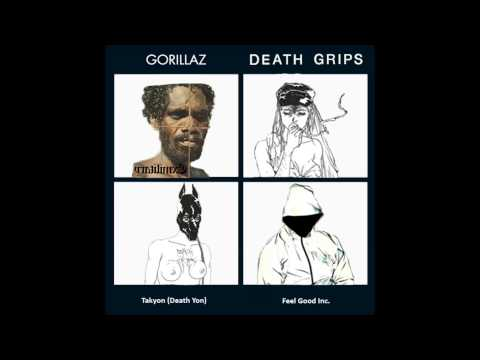 Death Grips vs Gorillaz (Takyon vs Feel Good Inc.)