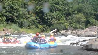 White Water Rafting in Kitulgala, SriLanka
