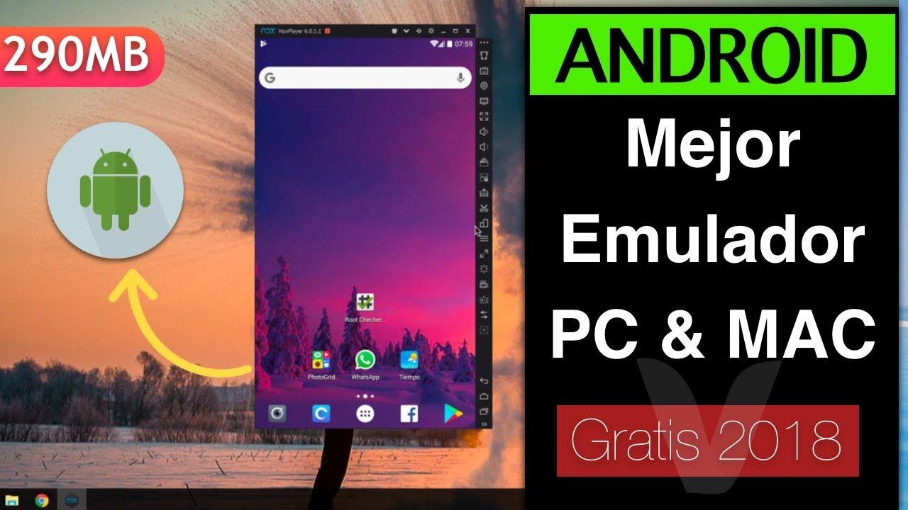 Guia Tener Mejor Emulador Android Para Pc 2020 Pocos Recursos Root Youtube