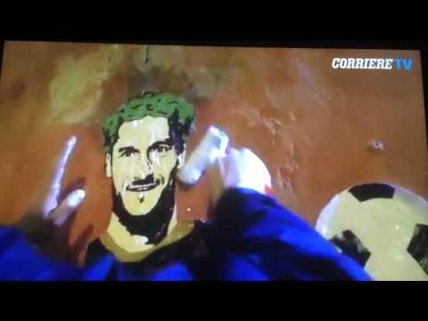 tvboy invasion in rome - by il corriere della sera