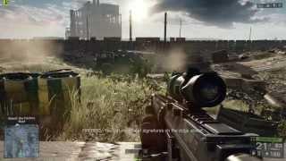 Battlefield 4 PC 1080p ULTRA GRAPHICS Benchmark [Alienware GTX 690 PC]