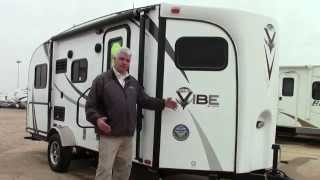 Preowned 2014 Forest River Vibe 6506 Travel Trailer RV - Holiday Worldof Houston in Katy, Texas