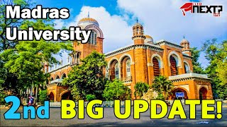 MADRAS UNIVERSITY SELECTION LIST ANNOUNCED | ADMISSION 2020 | WhatNext-Tamil