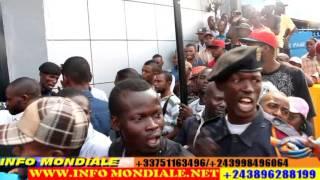 EXCLUSIVITE BITUMBA ENTRE POPULATION NA SECURITE NA LIBANDA YA CONFERENCE DE PRESSE YA KOFFI