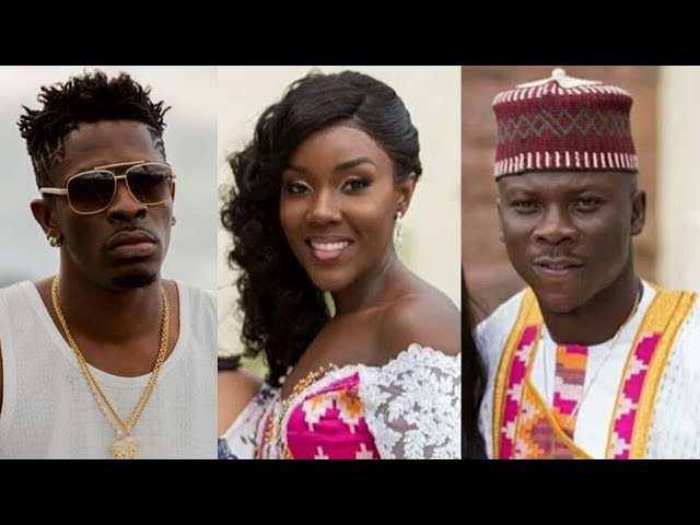 SHATTA WALE Denies Allegations That He Slept With STONEBWOY'S Wife In 2010