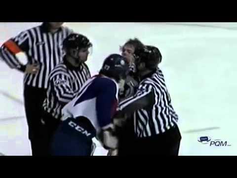 Bryce Milson vs Ryan Graves Feb 24, 2013