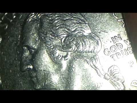 2000 P NEW HAMPSHIRE STATE QUARTER HAIR MINT ERROR