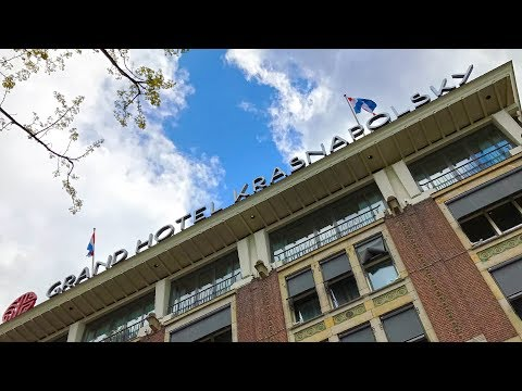 Hotel Review: Grand Hotel Krasnapolsky in Amsterdam