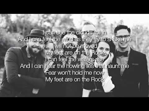 I Am They - My Feet Are On The Rock lyrics