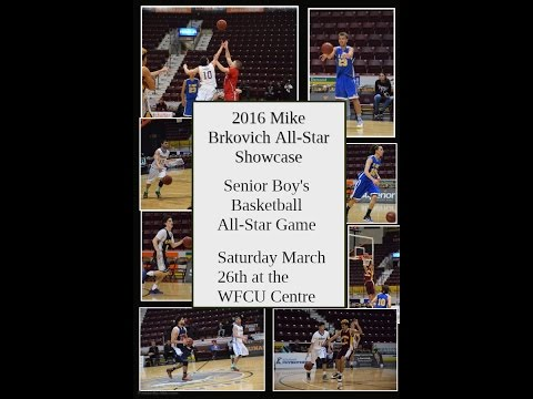 2016 Mike Brkovich High School All Star Showcase Senior Game
