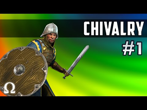 INTENSE DUELS, OFF WITH THEIR HEADS! | Chivalry Medieval Warfare #1 Ft. Delirious, Cartoonz