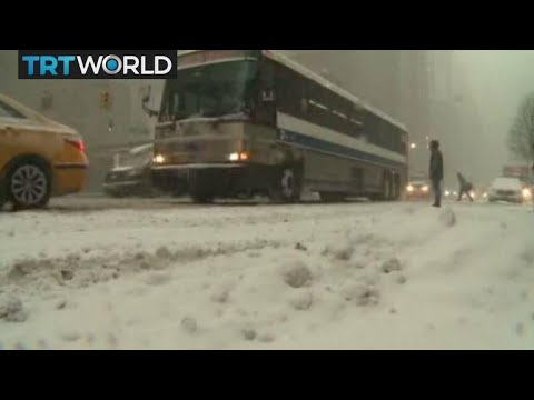 US Cold Snap: Extreme weather conditions continue in US