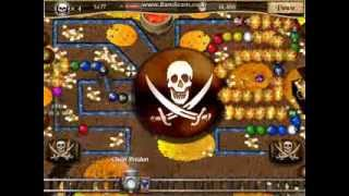 Pirate Poppers Final Level 77