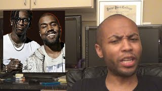 Kanye West - Bad Night ft. Young Thug, Tyga | Review