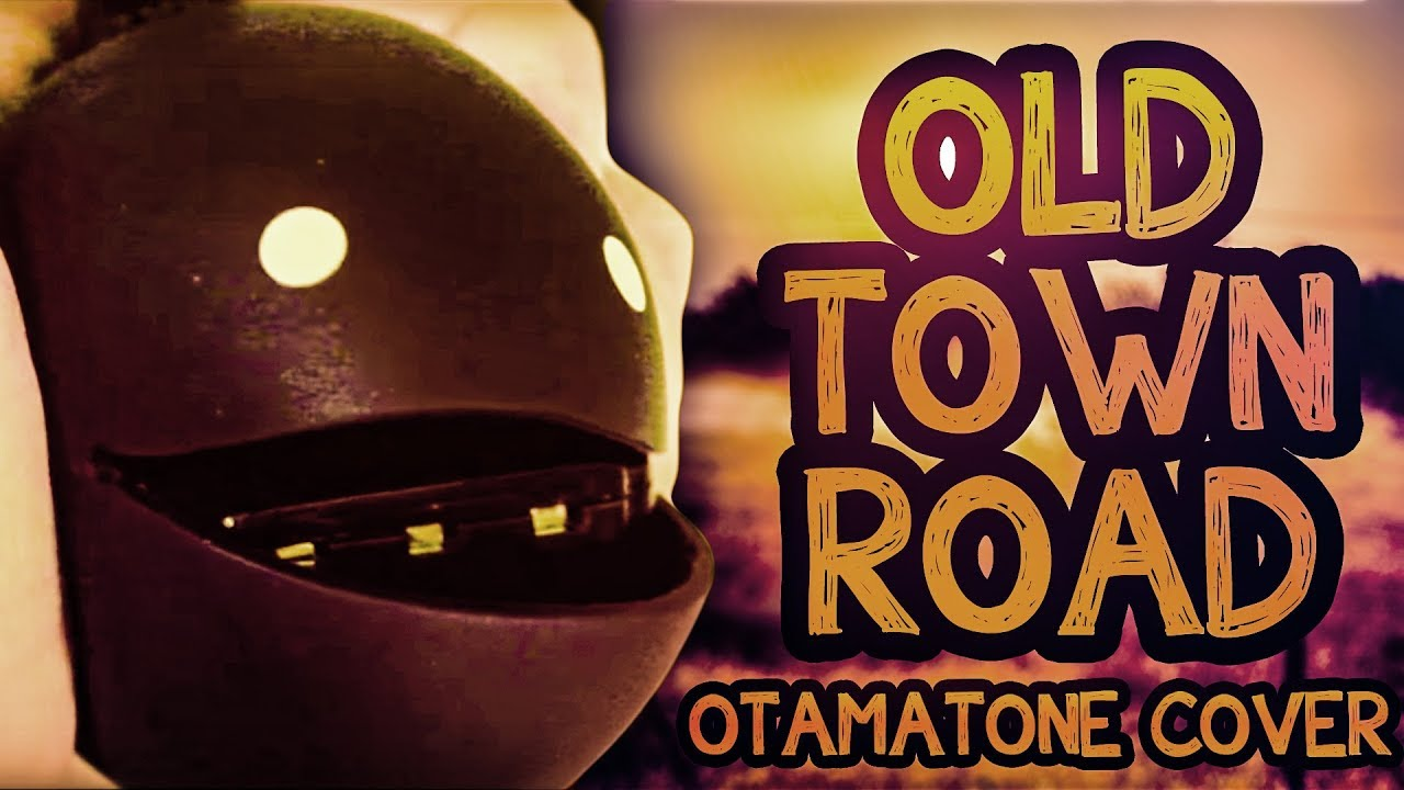Old Town Road Otamatone Cover Youtube