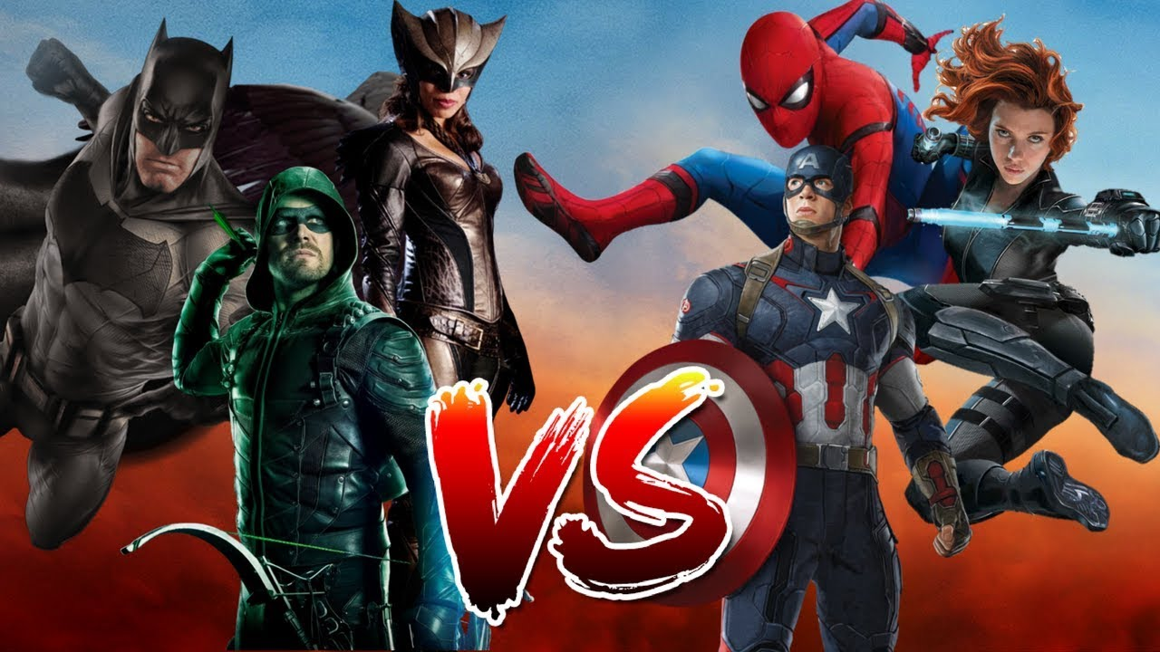 justice league vs avengers ultimate edition part 1 who wins youtube
