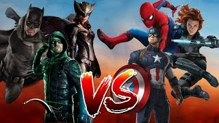 Justice League VS Avengers Ultimate Edition PART 1 | Who Wins?