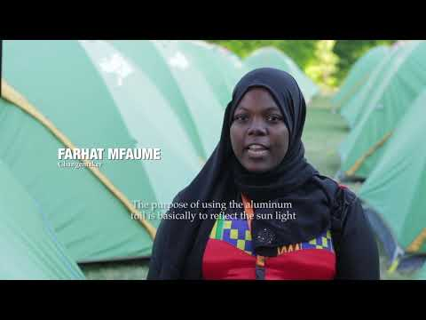 PAN- AFRICAN YOUTH CAMP JULY 2018